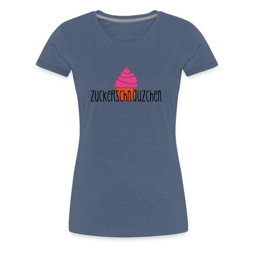 Zuckerschnäuzchen - Frauen Premium T-Shirt