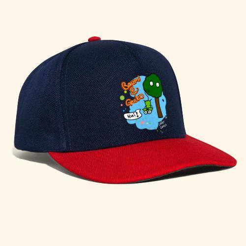 Baumi & Gecko - Snapback Cap