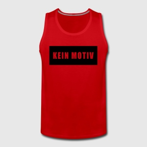 KEIN MOTIV VECTOR T-Shirt - Men's Premium Tank Top