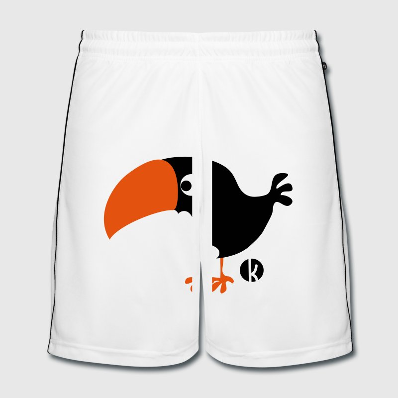 Toucan Trousers & Shorts - Men's Football shorts