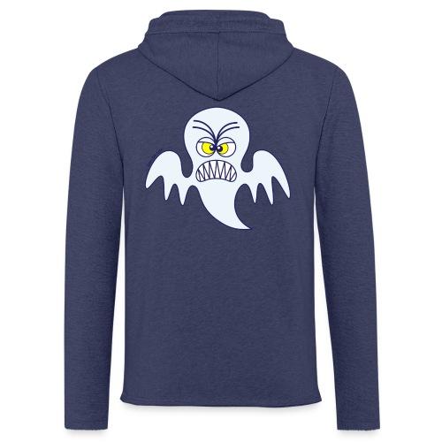 Scary Halloween Ghost Hoodies & Sweatshirts - Light Unisex Sweatshirt Hoodie
