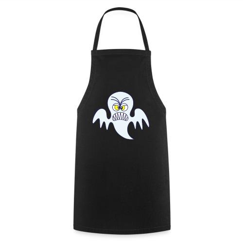 Scary Halloween Ghost Hoodies & Sweatshirts - Cooking Apron