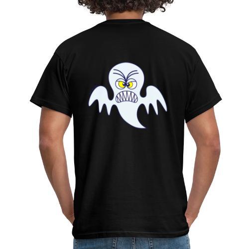 Scary Halloween Ghost Hoodies & Sweatshirts - Men's T-Shirt
