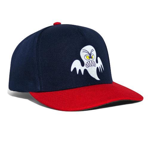 Scary Halloween Ghost Hoodies & Sweatshirts - Snapback Cap