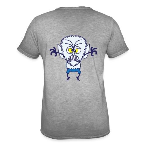 Scary Halloween Werewolf Hoodies & Sweatshirts - Men's Vintage T-Shirt