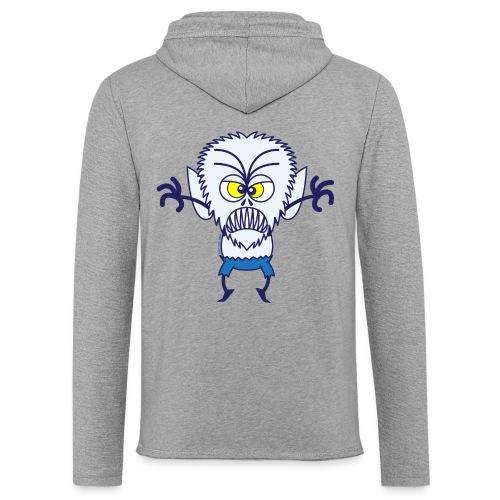 Scary Halloween Werewolf Hoodies & Sweatshirts - Light Unisex Sweatshirt Hoodie