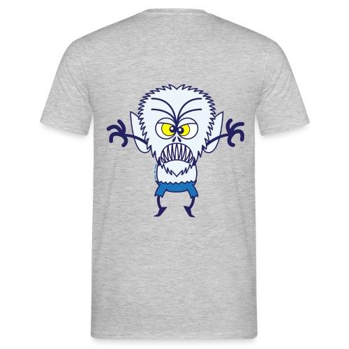 Scary Halloween Werewolf Hoodies & Sweatshirts - Men's T-Shirt