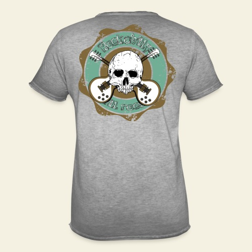 Still Rockin  - Herre vintage T-shirt