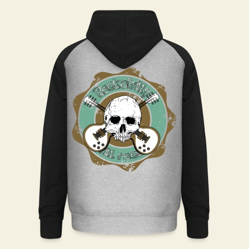 Still Rockin  - Unisex baseball hoodie
