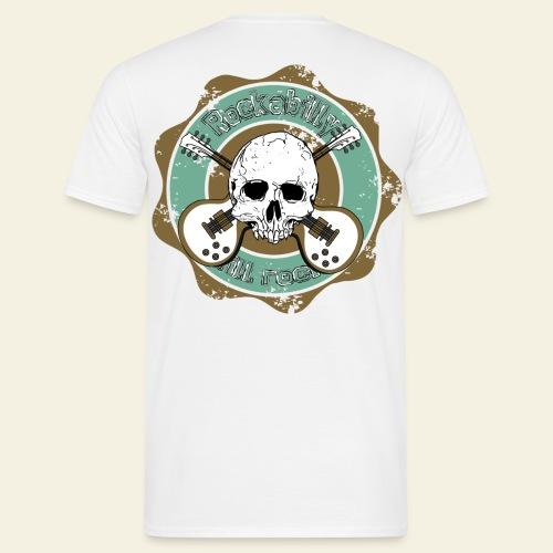 Still Rockin  - Herre-T-shirt