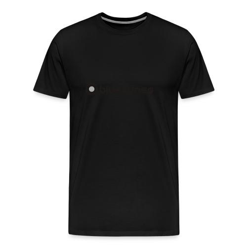 Blue Tunes Shirt - Men's Premium T-Shirt