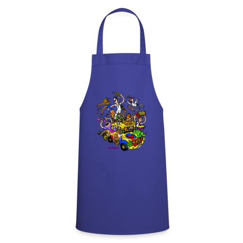 Chiva Colombiana - Cooking Apron