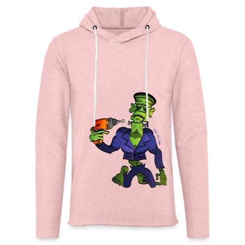 Franky Says Goodbye - Light Unisex Sweatshirt Hoodie