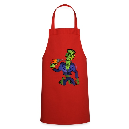 Franky Says Goodbye - Cooking Apron