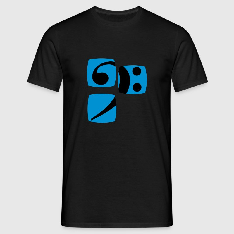 The bass clef for musicians in our series shows you her bass player bass players. T-Shirts - Men's T-Shirt