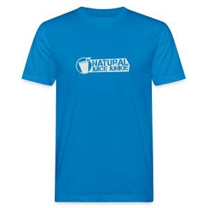 NJJ Hoodie (Mens - White) - Men's Organic T-shirt