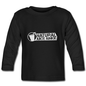 NJJ Hoodie (Mens - White) - Baby Long Sleeve T-Shirt