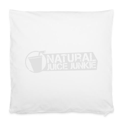 NJJ Hoodie (Mens - White) - Pillowcase 40 x 40 cm