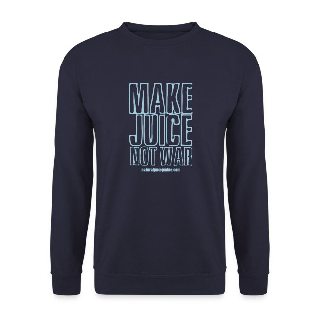NJJ Hoodie (Mens - Make Juice Not War)