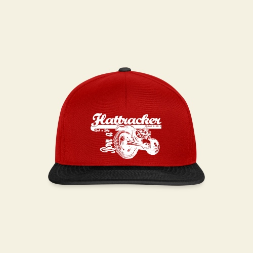 Retro Rock-a-billy - Snapback Cap