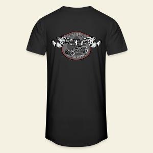 Raredog Rods 2 - Herre Urban Longshirt