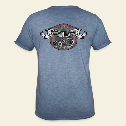 Raredog Rods 2 - Herre vintage T-shirt