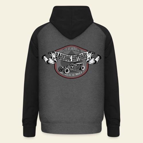 Raredog Rods 2 - Unisex baseball hoodie