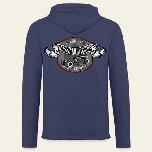 Raredog Rods 2 - Let sweatshirt med hætte, unisex