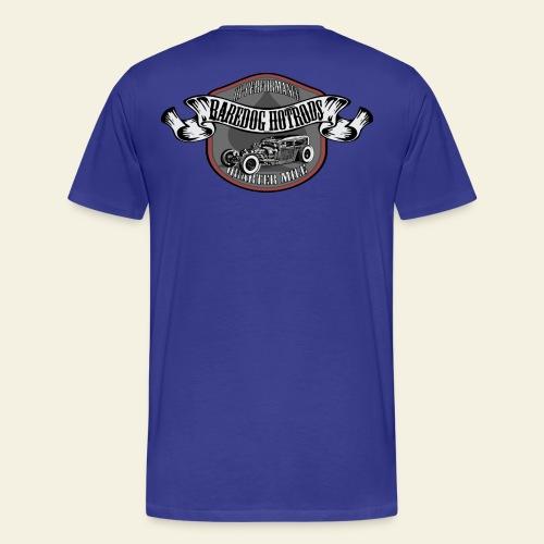 Raredog Rods 2 - Herre premium T-shirt