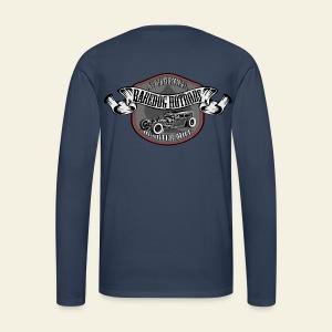Raredog Rods 2 - Herre premium T-shirt med lange ærmer