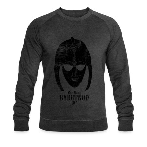 What would Byrhtnoth do? Men's Shirt - Men's Organic Sweatshirt by Stanley & Stella