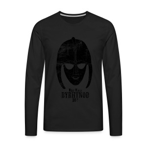What would Byrhtnoth do? Men's Shirt - Men's Premium Longsleeve Shirt