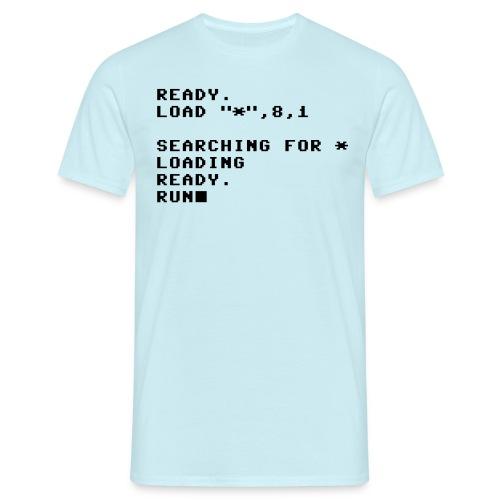 64 Loading Navy - Maglietta da uomo