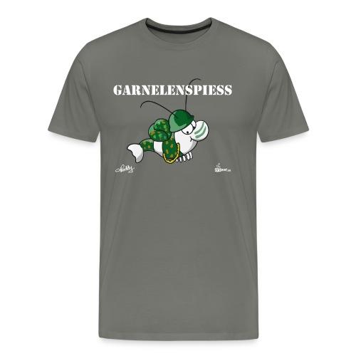 Garnelenspieß - Männer Premium T-Shirt