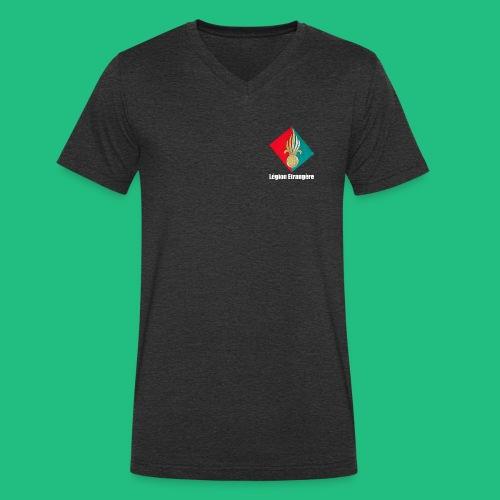 GRENADE FANION LEGION TW - T-shirt bio col V Stanley & Stella Homme