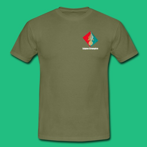 GRENADE FANION LEGION TW - T-shirt Homme