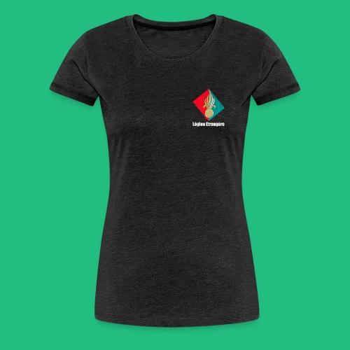GRENADE FANION LEGION TW - T-shirt Premium Femme