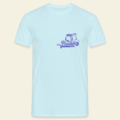 Retro  Piano  - Herre-T-shirt