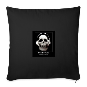 DeafboyOne - Breaking the sound barrier - Sofa pillow cover 44 x 44 cm