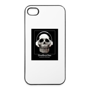 DeafboyOne - Breaking the sound barrier - iPhone 4/4s Hard Case