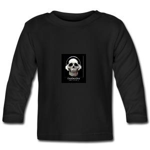 DeafboyOne - Breaking the sound barrier - Baby Long Sleeve T-Shirt