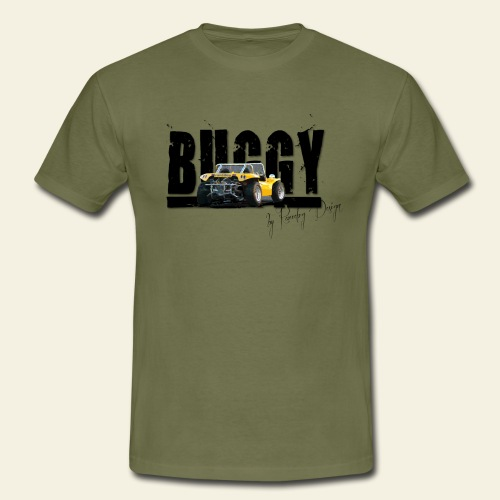 Buggy - Herre-T-shirt