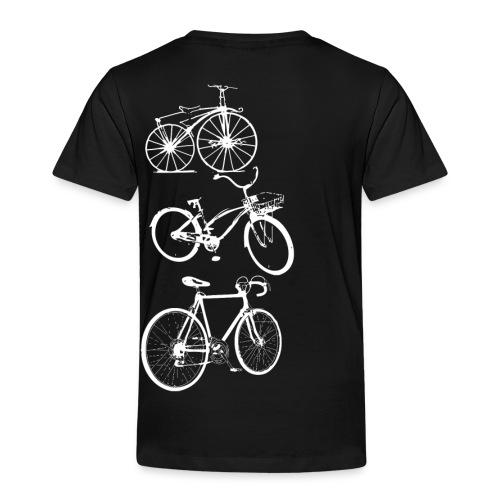 Bikebikebike - Kinder Premium T-Shirt