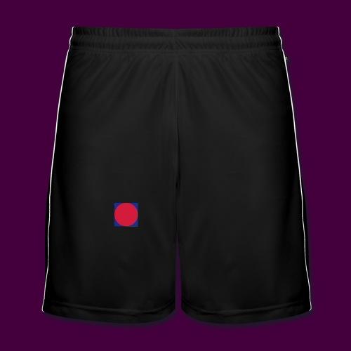 LOVE - Männer Fußball-Shorts