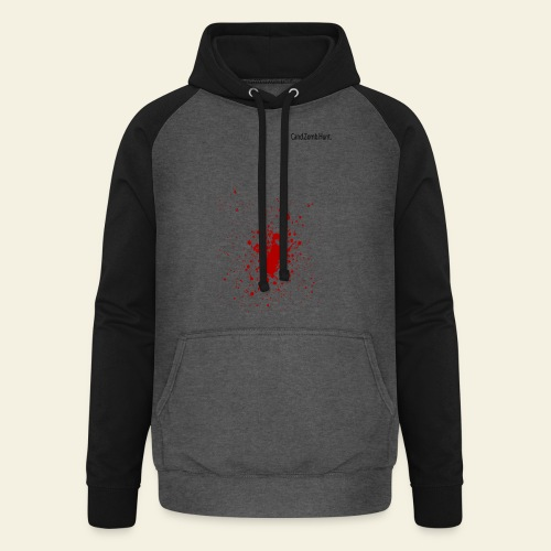 Cand. Zomb. Hunt - Response Team - Unisex baseball hoodie