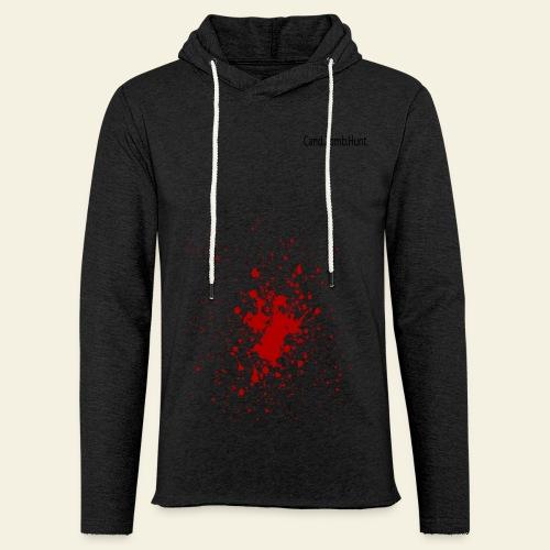 Cand. Zomb. Hunt - Response Team - Let sweatshirt med hætte, unisex
