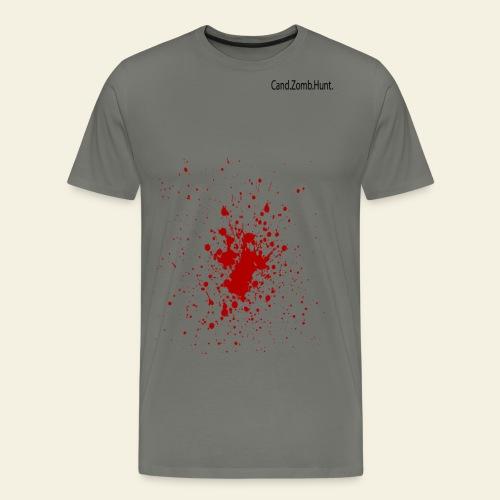 Cand. Zomb. Hunt - Response Team - Herre premium T-shirt