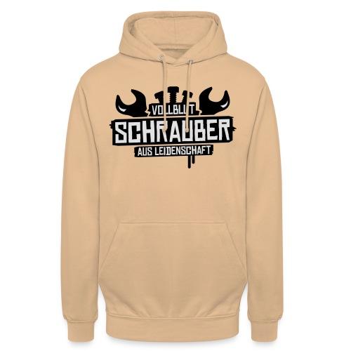 T-Shirt Herren Vollblut Schrauber - Unisex Hoodie