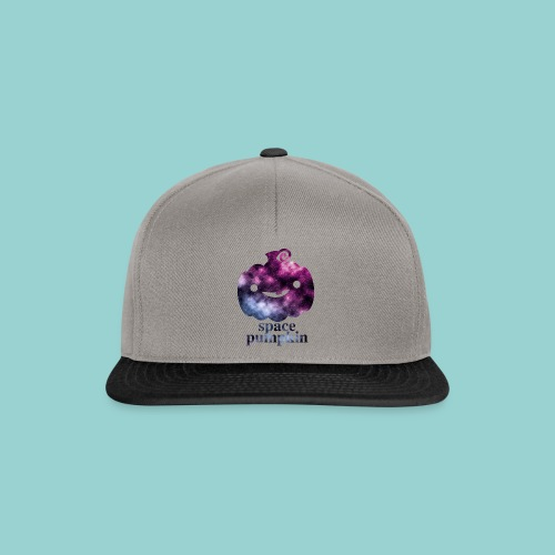 space pumpkin  - Snapback Cap
