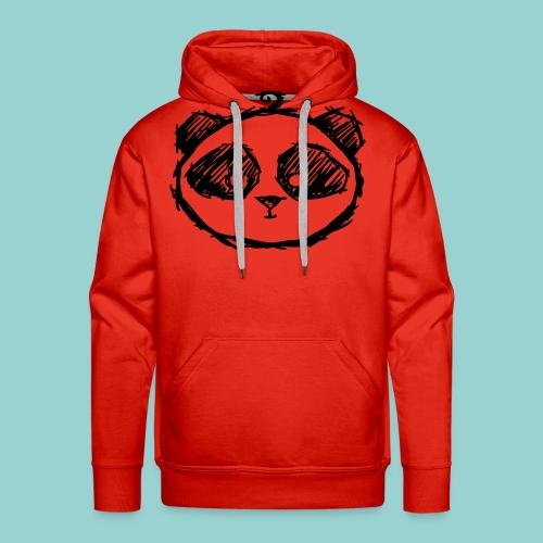 baby panda - Männer Premium Hoodie